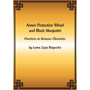 Armor Protection Wheel and Black Manjushri PDF