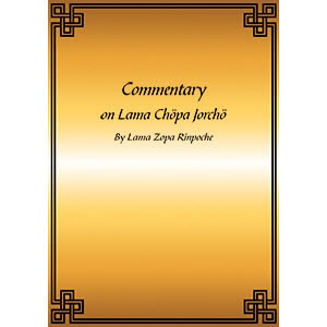 Commentary on Lama Chopa Jorcho PDF