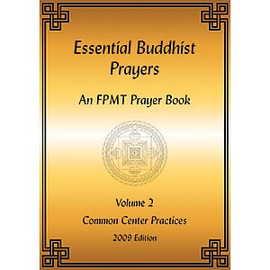 Essential Buddhist Prayers Vol. II PDF