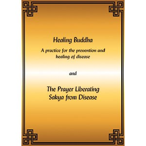 Healing Buddha: A Practice for the Prevention and Healing of Disease PDF