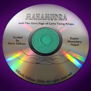 Mahamudra with the Guru Yoga of Lama Tsongkhapa - MP3 Download