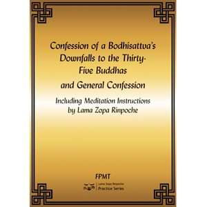 Prostrations to the 35 Confession Buddhas PDF