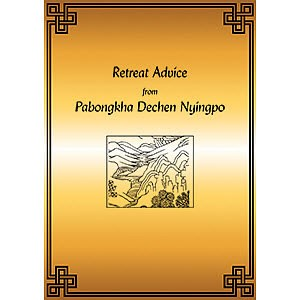 Retreat Advice from Pabongka Dechen Nyingpo PDF