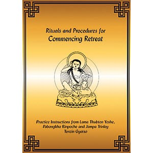 Rituals and Procedures for Commencing Retreat - ereader PDF