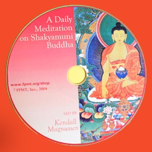 A Daily Meditation on Shakyamuni Buddha - MP3 Download