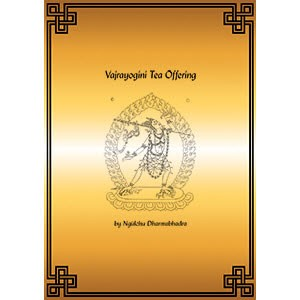 Vajrayogini Tea Offering PDF (English only)