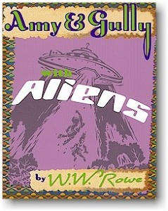 Amy and Gully  with Aliens