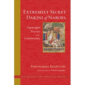 The Extremely Secret Dakini of Naropa - Vajrayogini Practice and Commentary eBook