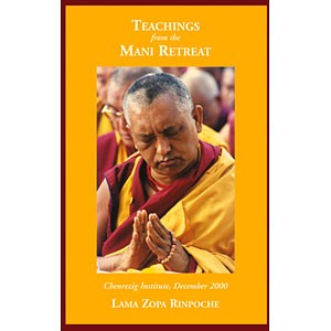 Teachings from the Mani Retreat eBook & PDF