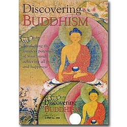 Discovering Buddhism Series DVD - English (Seconds)