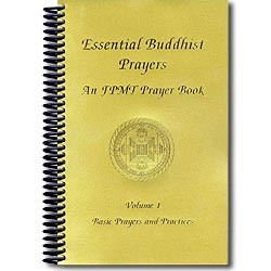 Essential Buddhist Prayers Vol  I