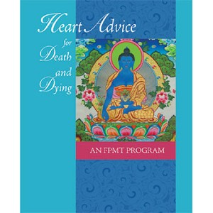 Heart Advice for Death and Dying PDF (for centers and study groups)